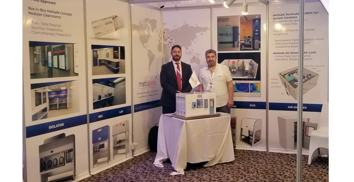 24-26 Oct 2019 Dubai Patient Safety  - Metisafe is a Silver Sponsor