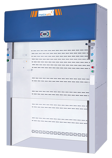 Metisafe HP Fume Hood Tall Type